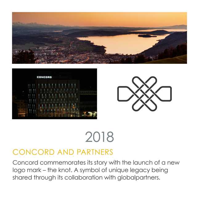 2018: Concord and Partners